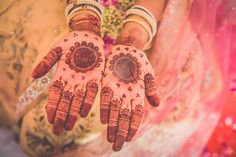 32 Best Mehendi Designs For Every Kind Of Bride!, | WedMeGood
