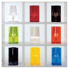140 take 12 h table lamp with empire shade by ferruccio laviani for kartell battery ferruccio laviani wireless