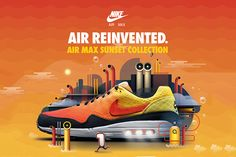 """Nike Launches the """"Air Max Hunt"""""""