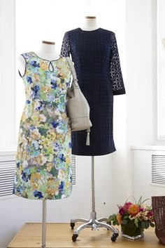 Boo to Winter, We're Thinking About Spring with Lands' End Spring 2015 Collection. @landsendus