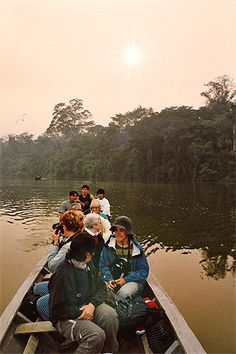Tambopata and Puerto Maldonado The Garden of the Eden of Peru  It is said that the Amazon basin is the only place that gives one the sensation of witnessing the dawn of time. Thousands of visitors are drawn to the diversity of the area's forests and rivers, arriving in the city of Puerto Maldonado, the capital of the department of Madre de Dios, ready to set out on a journey filled with excitement and discovery.‪#‎visitPeru‬ ‪#‎go2peru‬ ‪#‎Tambopata‬