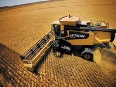 De Agricoltori e Trattori,una passione che non muore mai  Cat Lexion 575R...*Gianluca