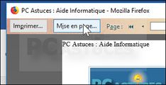 Retirer les adresses des pages imprimées - Firefox Ad Cleaner, Firefox, Ads, Fruit Trees, To Remove