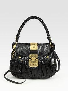 5d3c2a1059fb Miu Miu Small Lux Matelasse Coffer Bag Miu Miu Matelasse
