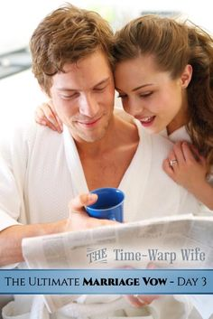 The Ultimate Marriage Challenge - Day 3 - Time-Warp Wife
