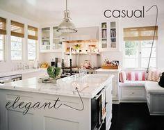 <3 casual + elegant