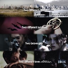 Thg and divergent