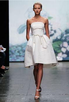 #Short wedding dress!  Collection dress #2dayslook # Collectionfashiondress  www.2dayslook.com