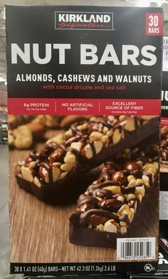 189c8db82a 10 Healthy Snacks You Can Only Find at Costco
