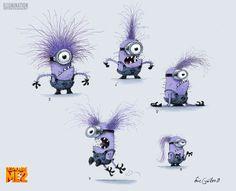 Minion - Purple