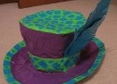 Duct Tape Hats Idea
