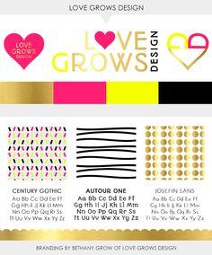 Love Grows Design: Love Grows Design v.1