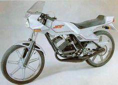 MTV 50sport (Mototrans) 1980. Foto, Kaezet by Amoticos.org
