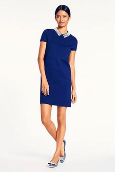27 Throw-On-And-Go Dresses For Your 9-To-5 #refinery29  http://www.refinery29.com/work-dresses#slide27