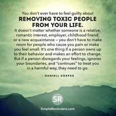 daniell koepke remove toxic people 2w9y - Simple Reminders — GoMcGill.com