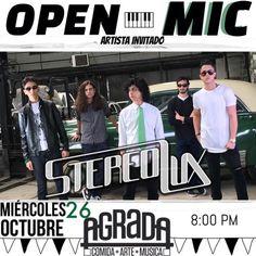 Open Mic con Stereolux http://crestametalica.com/events/open-mic-con-stereolux/ vía @crestametalica