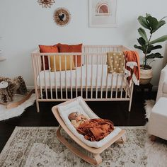 "baby girl nursery room ideas 558939003753491101 - ""Merry Christmas ya filthy animal""🎄… I think we just might have to watch Home Alone tonight… what's your favorite Christmas movie? Baby Bedroom, Baby Boy Rooms, Baby Room Decor, Nursery Room, Girl Nursery, Girl Room, Kids Bedroom, Boho Nursery, Baby Room Design"