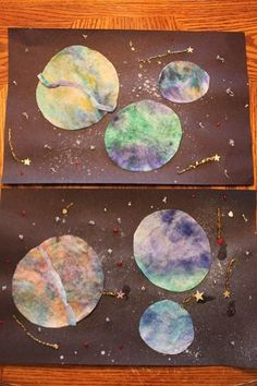 An outer space classroom theme is a great way to teach your students to reach for stars! Get amazing theme decor ideas, student activities and resources!