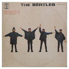 The Beatles HELP Album