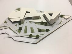 Architecture is art Folding Architecture, Cultural Architecture, Education Architecture, Architecture Student, Concept Architecture, Facade Architecture, Residential Architecture, Landscape Architecture, Plaza Design