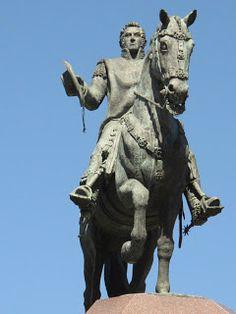 Edificios y Monumentos de Buenos Aires: Monumento a Juan Manuel de Rosas