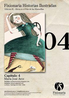 """Ilustradores Edición #1 """"Alice in Wonderland"""" on Behance"""