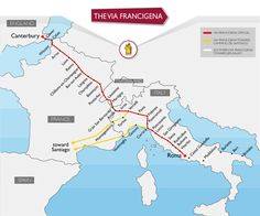 10 reasons why Via Francigena is cool
