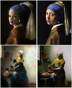 Vermeer's Barbie