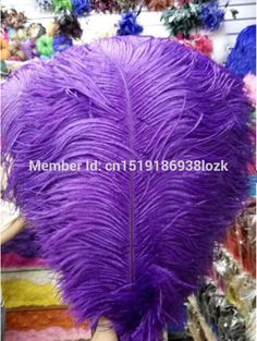 beautiful natural ostrich feathers inches cm) stained purple DIY decorative arts and crafts feather accessori Masquerade Centerpieces, Balloon Centerpieces, Wedding Centerpieces, Wedding Flower Arrangements, Flower Bouquet Wedding, Bridal Bouquets, Floral Arrangements, Natural Red Hair, Masquerade Wedding