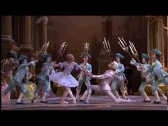 Fairy Tales by the Bolshoi Ballet - Red Riding Hood, Puss N Boots, & Cinderella