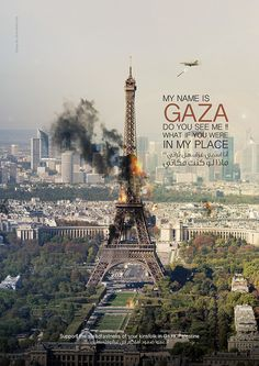 Attacks on Gaza re-imagine if it happens in other major cities