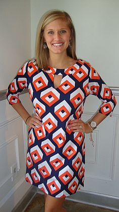 Perfect for game day...and another great find at the blue door boutique!