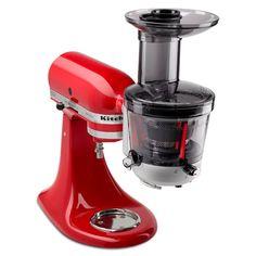 Slow Juicer para Stand Mixer - KI102AE   Loja KitchenAid - KitchenAid