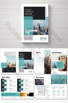Booklet Design Layout, Page Layout Design, Graphic Design Brochure, Magazine Layout Design, Book Design, Corporate Brochure Design, Magazine Layouts, Brochure Cover, Brochure Layout
