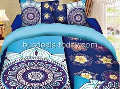 Now available on our store, latest selection of bed linen. Check it out here: busdeals-today.com