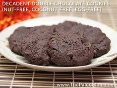 """The inspiration for this cookie came from a double chocolate brownie cookie that I used to make for special treats in the """"olden days"""". It used to be a hit at potlucks or parties because it was very intensely chocolaty and had a nice chew to it. I was thinking about Christmas cookies for this …"""