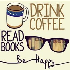 The best and the most clever coffee quotes images that inspiring everyone. Check 32 best coffee quotes images to inspire you daily and encouraginig us. Coffee Reading, Coffee And Books, I Love Coffee, Coffee Coffee, Happy Coffee, Coffee Talk, Starbucks Coffee, Coffee Americano, Coffee Life