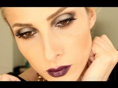 The Balm Nude Tude ile Makyaj Rock Star Make-up - YouTube
