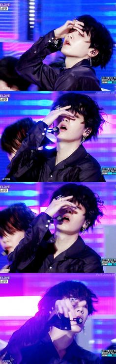 I cant, too sexy ~~ 180526 #SUGA  [Comeback Stage] BTS - FAKE LOVE , 방탄소년단 - FAKE LOVE Show Music core Min Yoongi Bts, Min Suga, Bts Young Forever, Jin Kim, Agust D, Army Love, Fake Love, Daegu, Bts Pictures