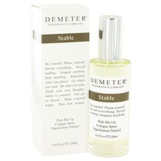 Demeter By Demeter Stable Cologne Spray 4 Oz
