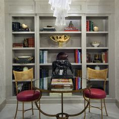 Throwback Thursday to our design for the 2011 Washington, DC Design Center Showhouse. Still obsessing over Farrow & Ball's Elephant's Breath in High Gloss Paint! Farrow Ball, Farrow And Ball Paint, Dark Interiors, Beautiful Interiors, Interior Paint Colors, Paint Colours, Wall Colors, Bookcase Styling, Interior Decorating