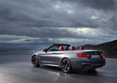 The new 2015 BMW Convertible makes its debut today, just two weeks before its world premiere at the 2014 New York Auto Show. Bmw M4 Cabrio, M4 Cabriolet, Convertible, Top 10 Sports Cars, 2015 Bmw M4, Mercedes Benz, Diesel, Bmw Performance, Bmw 4 Series