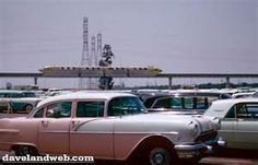 Yep, monorails have been around awhile. And they looked good back in the 50s too.