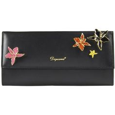DSQUARED2 Womens Wallet (3 820 SEK) found on Polyvore