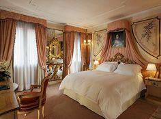 Hotel Gritti Palace, Venice—Venetian 700 Style Room