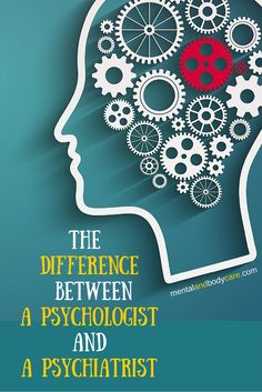It's really important to know the differences whether you are a student of #psychology or a consumer searching for a #mental #health provider.