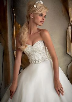 Bridal Outlet Of America sells brand new designer wedding gowns at ...