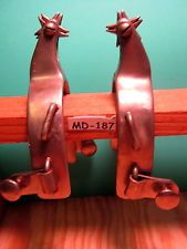 ANTIQUE North & Judd Beefy Mens Heavy Duty Cowboy IRON USING SPURS MAKE OFFER $245.00 or Best Offer +$9.00 shippingItem image