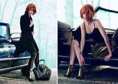 awesome Nicole Kidman for Jimmy Choo Fall/Winter 2013-2015 Campaign