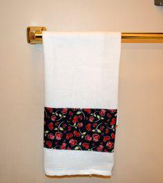 #Hearts #Kitchen #Hand #Towel Hand Towel Dish Towel by SuesAkornShop, $7.95